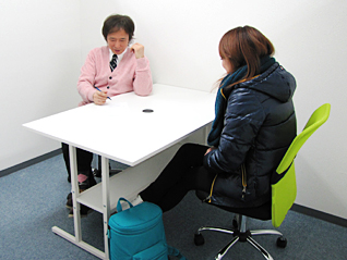 counseling for Japan Graduate School