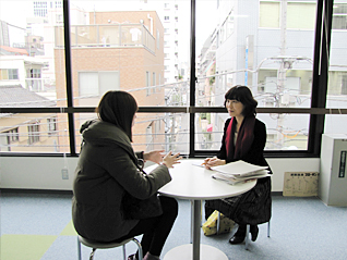 counseling for Japan Special College