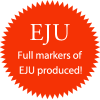 Our students have a proven track record of high achievement in EJU