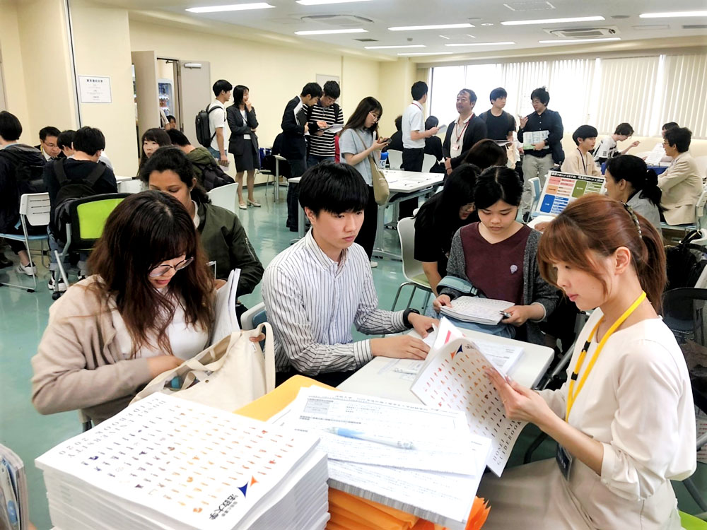 Tokyo Galaxy will help to boost your language skills to the level you can get a degree from a Japanese university